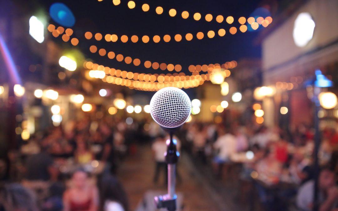 Hosting a Live Event